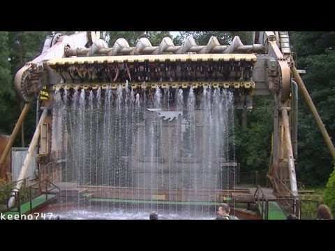 Ripsaw at Alton Towers HD 1080p