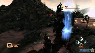 Dragon Age 2: Warrior Gameplay