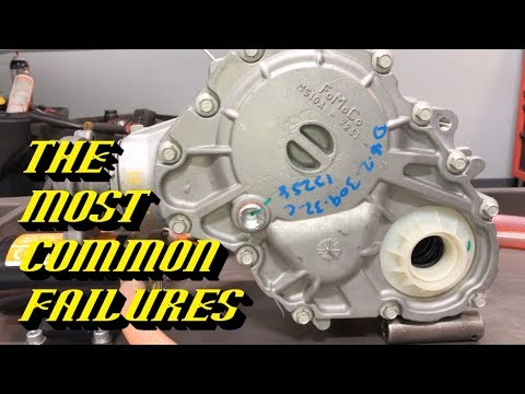 Why Ford All-Wheel Drive Power Transfer Units Fail So Often