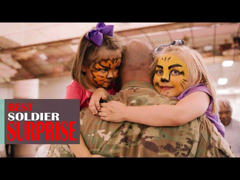 Best Soldier Surprise Homecoming Complete #9