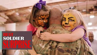 Best Soldier Surprise Homecoming