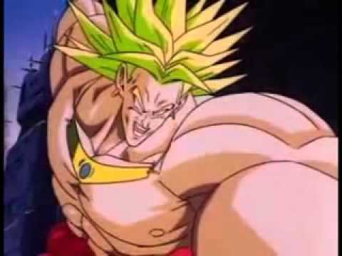 Broly singing Dan Dan Kokoro Hikareteku English