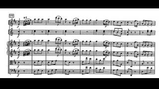 Haydn. Sinfonía nº 4 en Re Mayor  III-Tempo di minuetto Clasicismo Musical