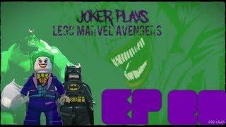 SOMETHING STRANGE GOING ON: Joker Plays LEGO® MARVEL's Avengers ep 20