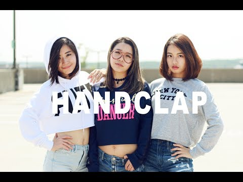 Handclap -  Dance Cover - Fitz and the Tantrums / Lia Kim X May J Lee Choreography