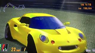 Gran Turismo 3 A-Spec Motor Sport Elise, The Lotus Elise Ultimate Trophy Part 1/9