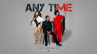 Aye Hawk - Any Time Ft. J. Lyrics X Angelena Siciliano