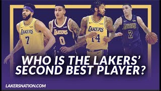 Lakers Debate: Who is the Lakers' Second Best Player On the Team?