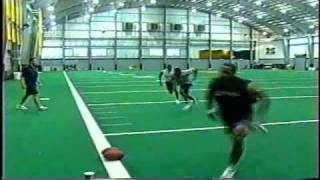 TEACHING DEFENSIVE BACK PLAY