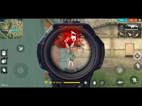 Garena Free Fire (ULTRA GRAPHICS) Android Gameplay