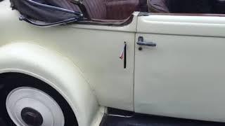 1930 Rolls Royce Park Ward open tourer