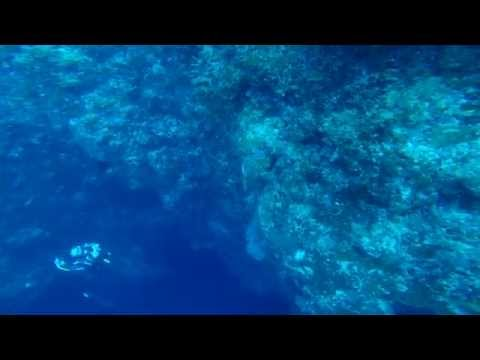 Dive the Blue Hole in Romblon