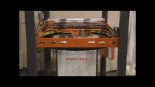 Phoenix PRRA-4000 demonstrating top banding