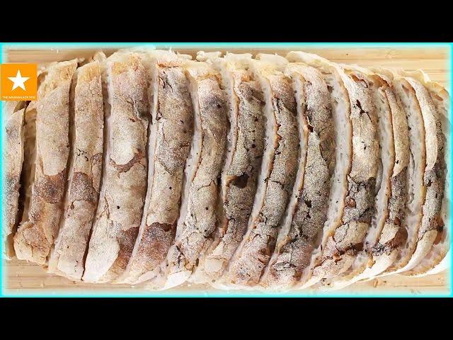 ХЛЕБ будет СВЕЖИЙ НЕДЕЛЯМИ! Как хранить хлеб - способ от Мармеладной Лисицы
