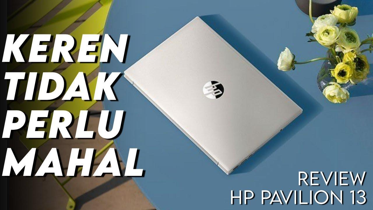 Elegan, Keren, Relatif Tidak Mahal: Review HP Pavilion 13 - 2021