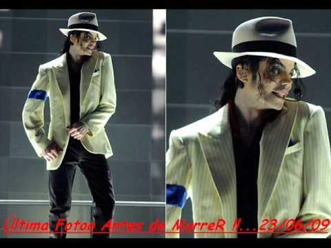 """Michael Jackson  """"Última musica inédita Antes de Morrer """" (ERA FAIXA DO SEU NOVO CD)"""