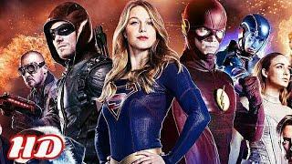 Crise na Terra-X - Crossover Arqueiro, Flash, Supergirl DC CW- Teaser Trailer Legendado