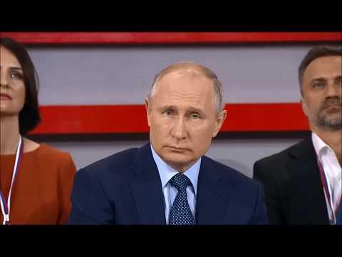 Владимиру Путину показали сюжет про недостроенные детские сады в Ивановской области
