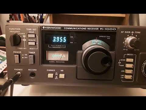 KBS(Korean Broadcasting System) WORLD Radio 3955 khz