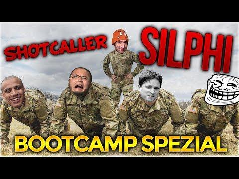 Shotcaller Silphi! Bootcamp Spezial [League of Legends] [Deutsch / German]