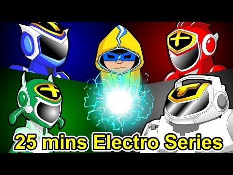 "25 mins Citi Heroes ""Electro"" Series"