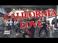California Love - 2Pac Ft. Dr. Dre | Choreography by James Deane