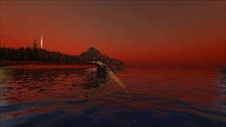 ARK: Survival Evolved - Уроки выживания. Урок 128. Подводная пещера.