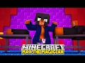 Minecraft - MAGIC MAX & HIS BEAUTIFUL ASSISTANT DONUT - Little Baby Max
