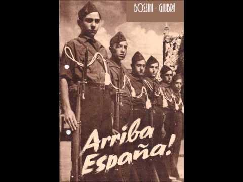Crivel - Arriba España (con testo)