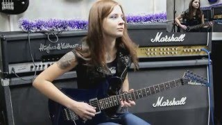 Екатерина Гладченко - Три белых коня (cover)