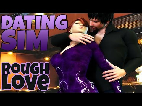 ROUGH Love - Adult Dating Sim - Glamour Living with Britney