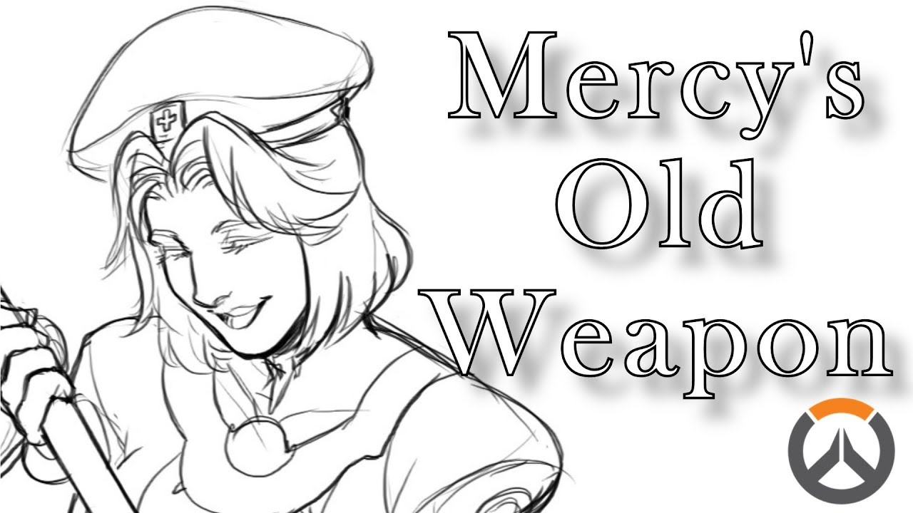 mercy-s-old-weapon-overwatch-comic-dub