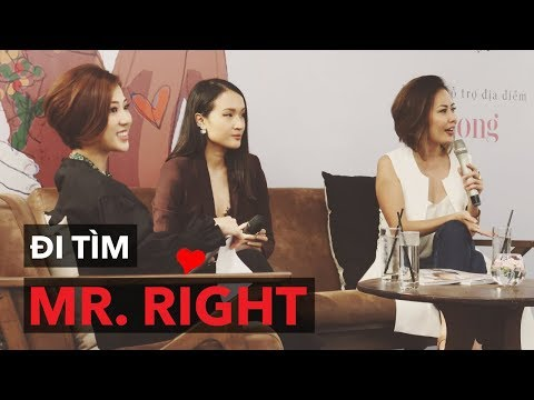 CÙNG ĐI TÌM MR.RIGHT | Elle Women In Society Workshop | Giang Ơi