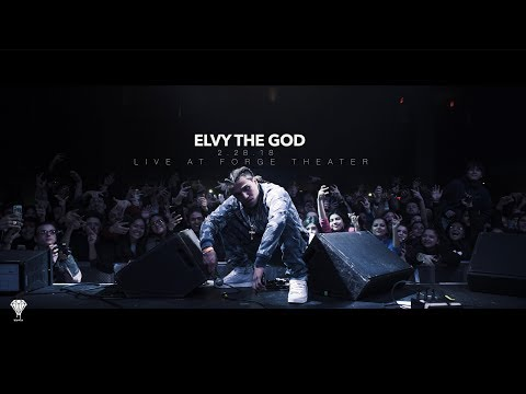 eLVy The God - Live Performance At Forge Theater