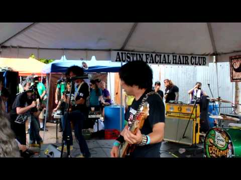 Electric Eel Shock SXSW 2012 Metal Man