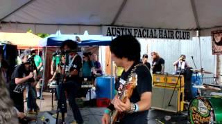 Electric Eel Shock SXSW 2012 Metal Man