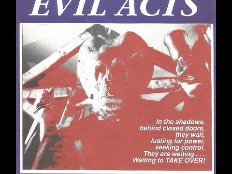 EVIL ACTS  - Horror, occult-thriller