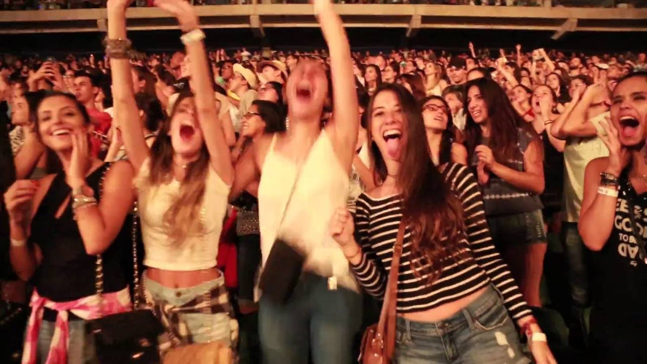 Maroon 5 // Brazil // 2016 Tour Short Film // By Travis Schneider