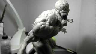 Sneak peek at upcoming Venom Fine Art statue from Kotobukiya