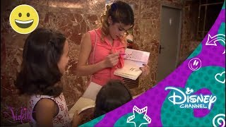 Disney Channel España | Diario de Rodaje Violetta en Madrid - Fans