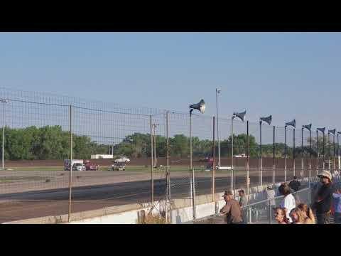 Lincoln County Raceway 06/09/18 Sport Compact heat #2
