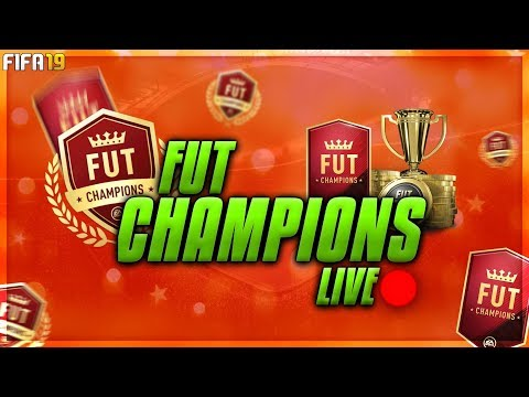 FUT Champions Live - Sunday Part 2 - Road To Gold - Fifa 19