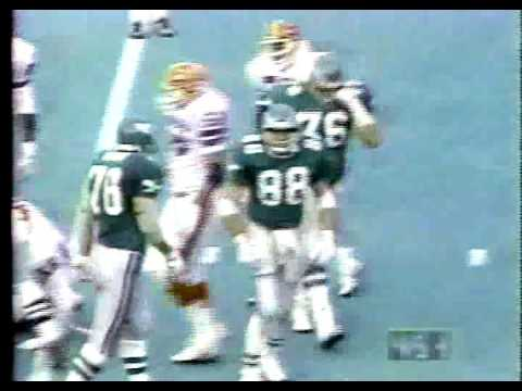 1987 Eagles vs Buffalo