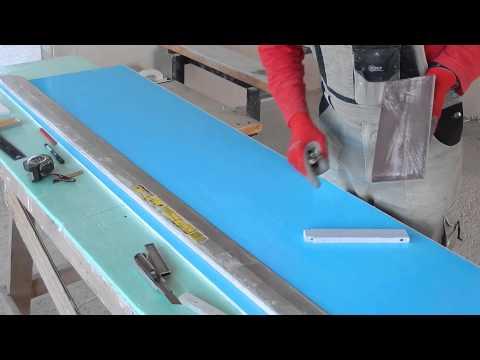 видео: Как разрезать сэндвич панель