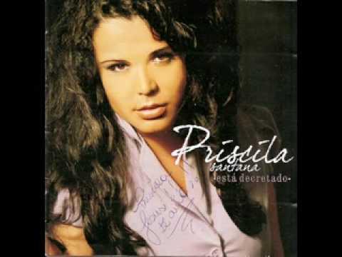 Cantora Gospel Priscila Santana Na mesma unção