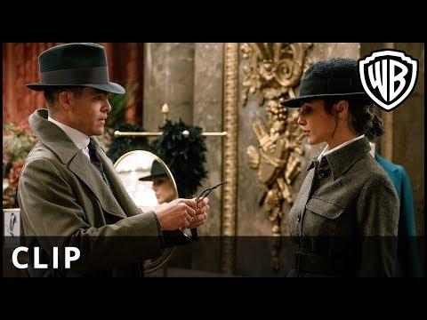 "Wonder Woman - ""Property of General Ludendorff"" Clip - Warner Bros. UK"