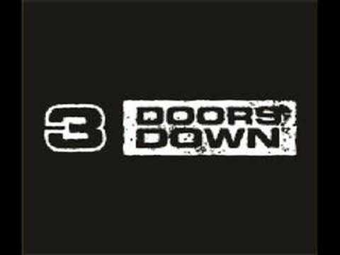 Клип 3 Doors Down - Here Without You (acoustic)