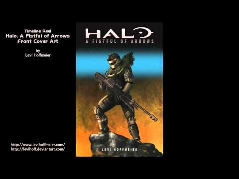 Halo: A Fistful of Arrows cover creation