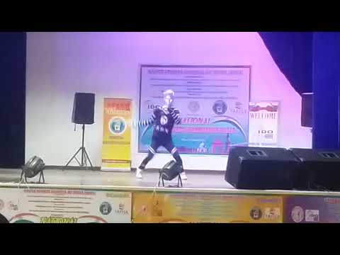 ROBOTICS DANCE BY AKASH CHOUHAN