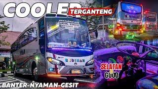 Bus Budiman Cah Cilik ️ Cooler Tercepat Di Jalurnya Feat Budiman Destroyer